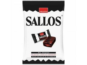 lekoricove bonbony sallos original 150g