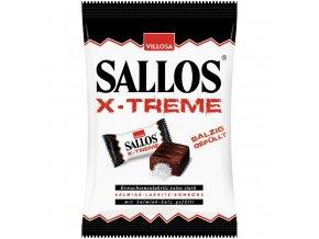 Sallos tvrde lekoricove bonbony se soli 150g