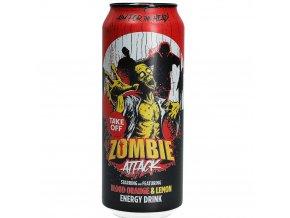 energeticky napoj zombie attack 500ml