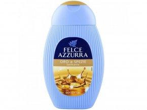 damsky sprchovy gel felce azzurra oro e spezie 250ml