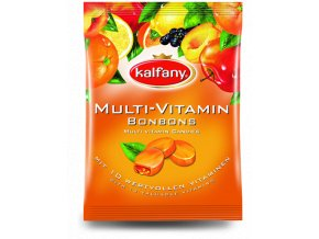 multivitaminove bonbony kalfany 250g