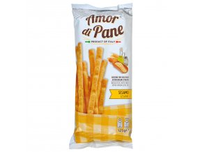italske tycinky amor di pane sezam 125g