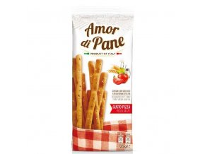 italske tycinky amor di pane pizza 125g