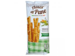 italske tycinky amor di pane rozmarin 125g