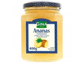gina danska marmelada z ananasu 400g