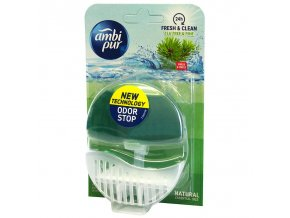 wc zaves ambi pur tea tree borovice 55 ml