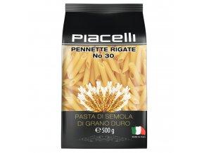 kratke italske testoviny piacelli penne 500g