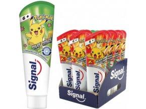 zubni pasta pro deti signal pokemon 75ml