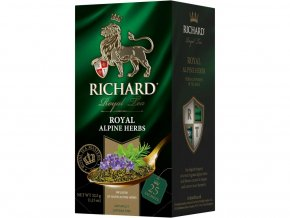 richard bylinny caj z alpskych bylin 25 sacku