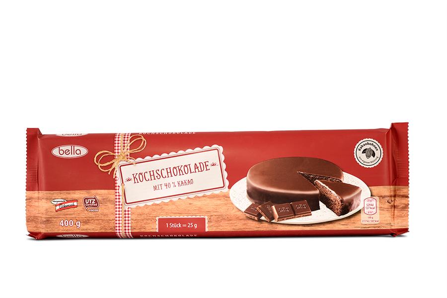 Čokoláda na vaření 400g