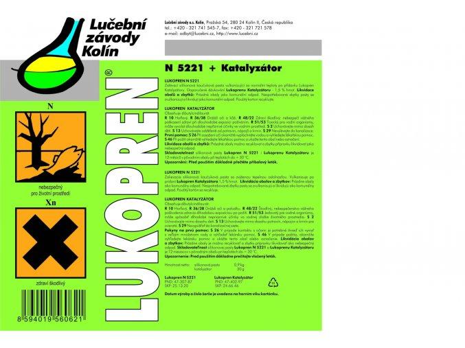 070118 Lukopren N 5221 900 g