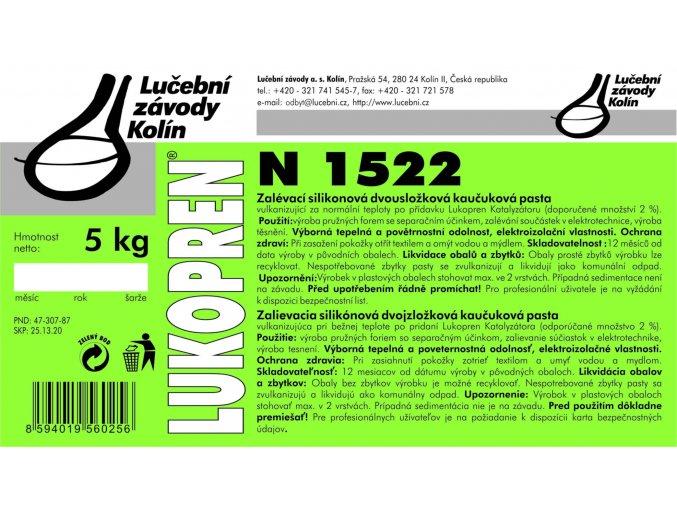 070110 Lukopren N 1522 5kg