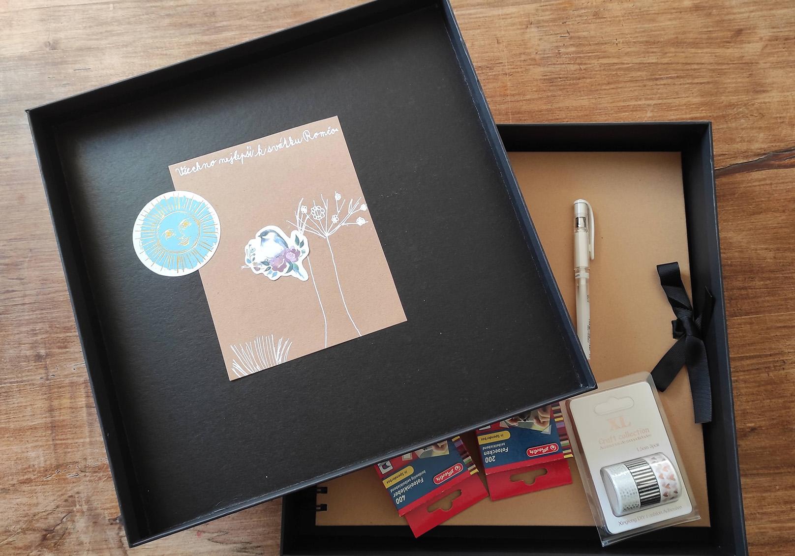 Album jako dárek