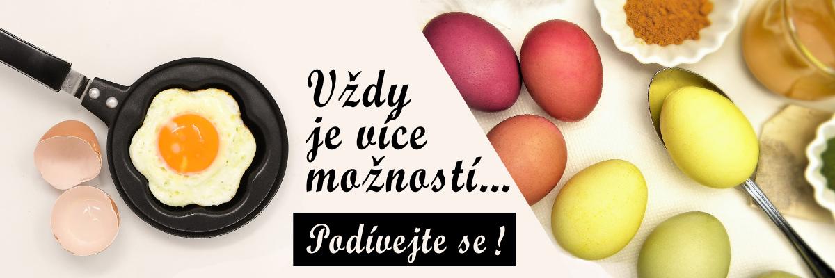 Velikonoční vejce namalovat, nebo sníst?