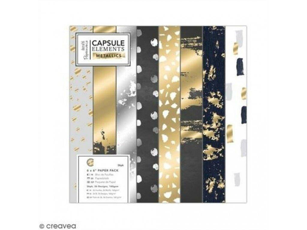 papermania metallic