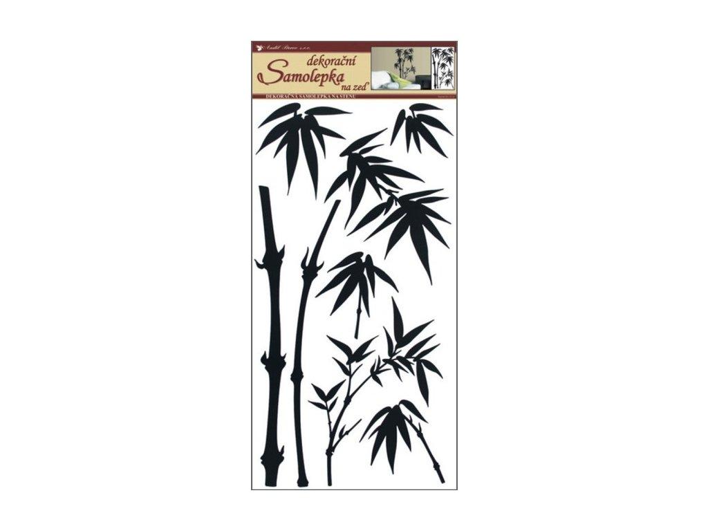 Dekorace pokojová bambus černý