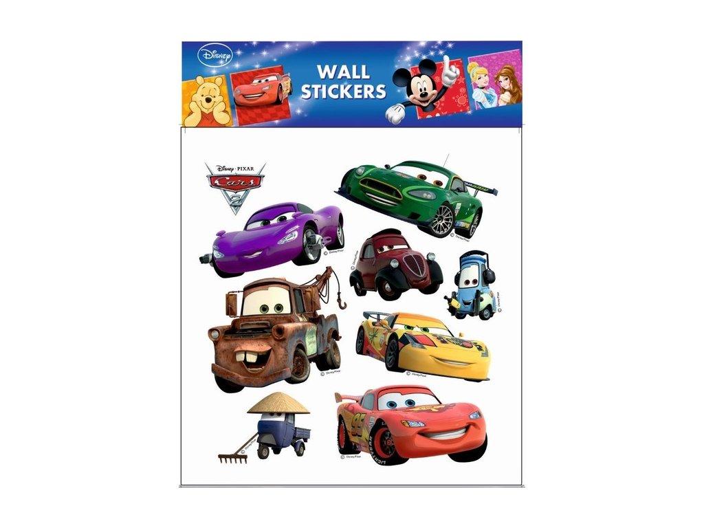 Dekorace pokojová Cars II Disney