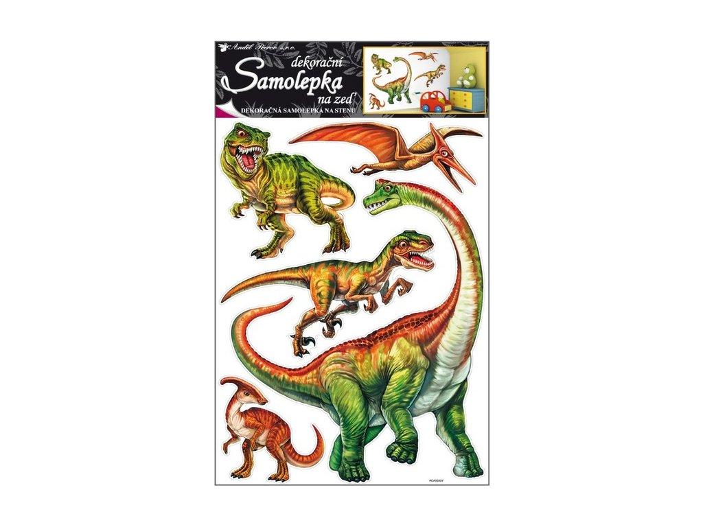 Dekorace pokojová dinosauři