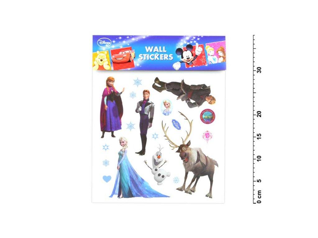 Samolepící dekorace 21082 Disney Ledové království 30x30cm