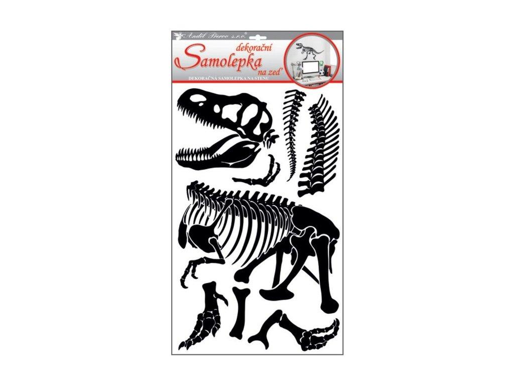 Dekorace pokojová kostra dinosaura