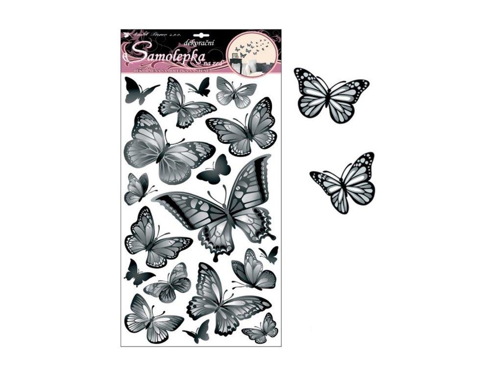 Dekorace pokojová motýlci