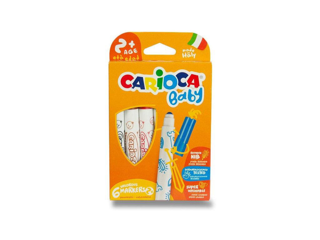 Fixy Carioca 6 ks