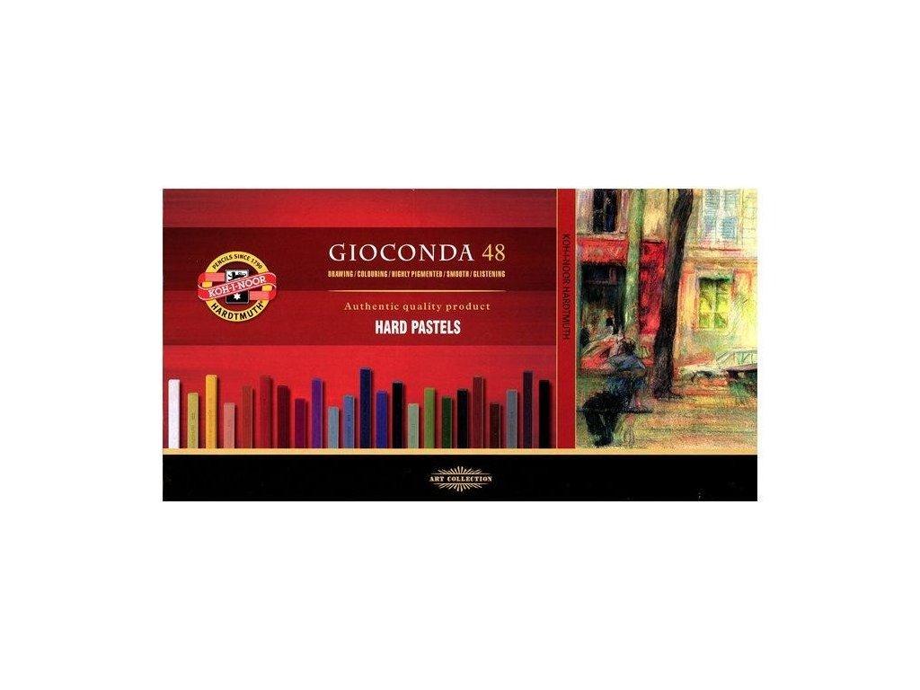 Gioconda Hard pastels 48 ks