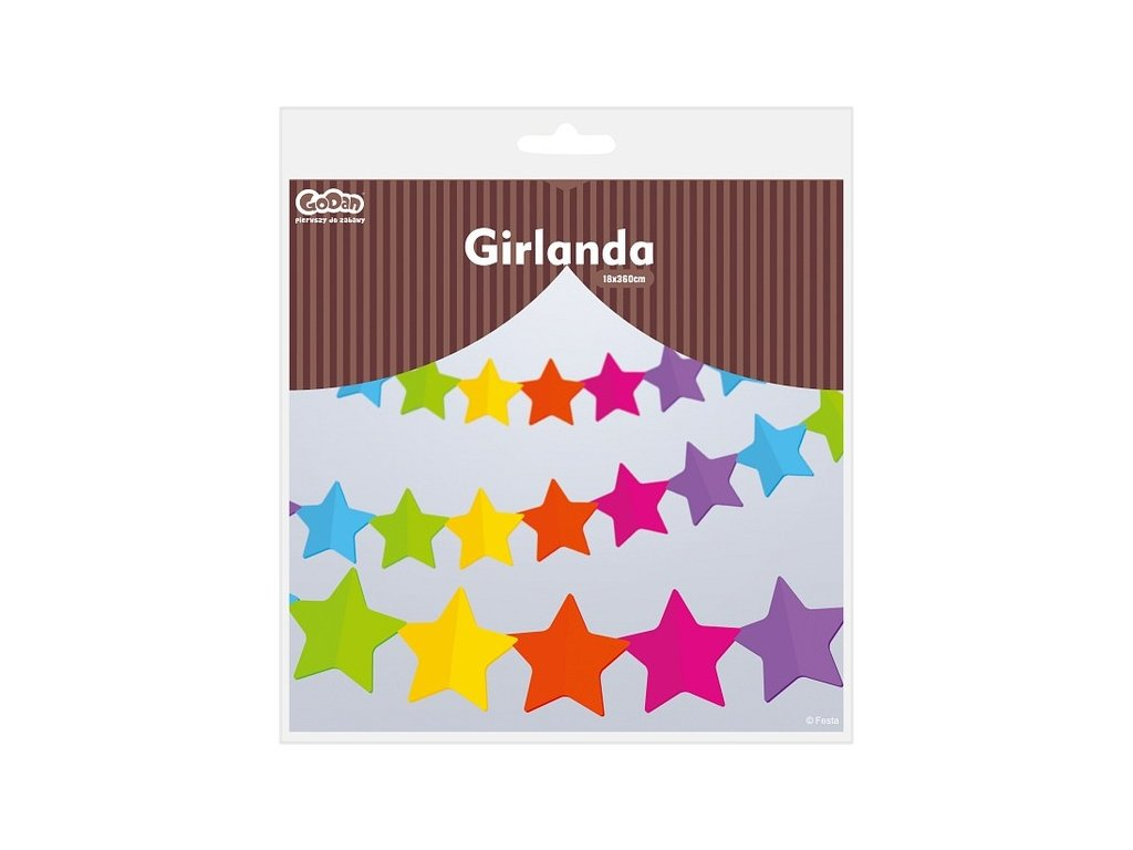 Girlanda Hvězda