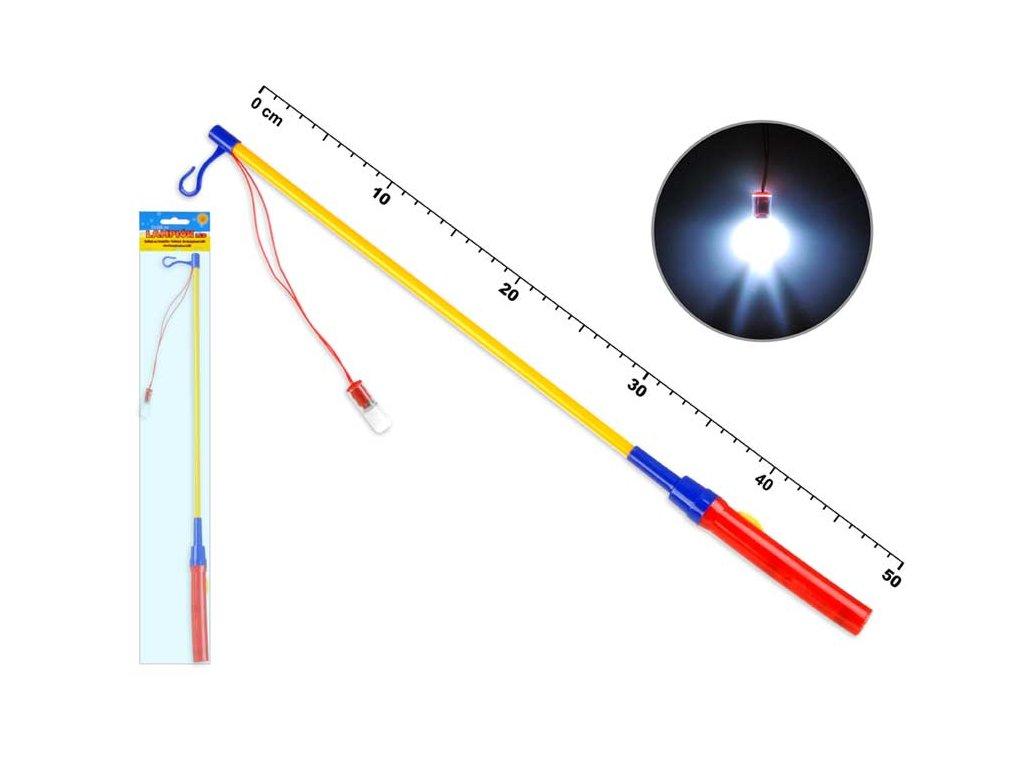 Držák na lampión MFP 50cm LED svítící