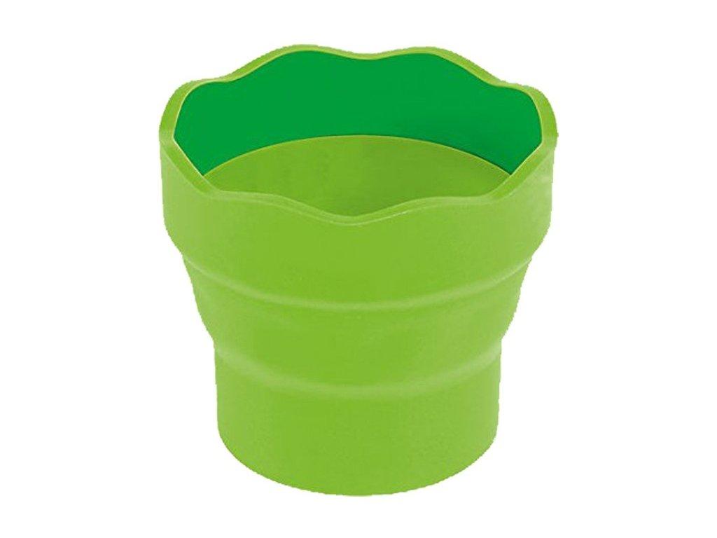 Kalíšek na vodu Faber Castell zelený