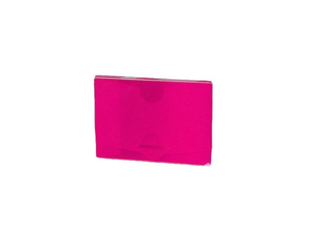 """Krabička na vizitky """"Neo Colori""""  růžová"""