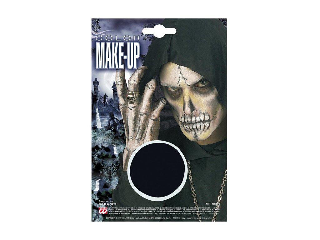 Make-up černý v kalíšku
