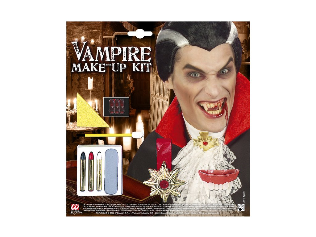 Make-up souprava Vampýr