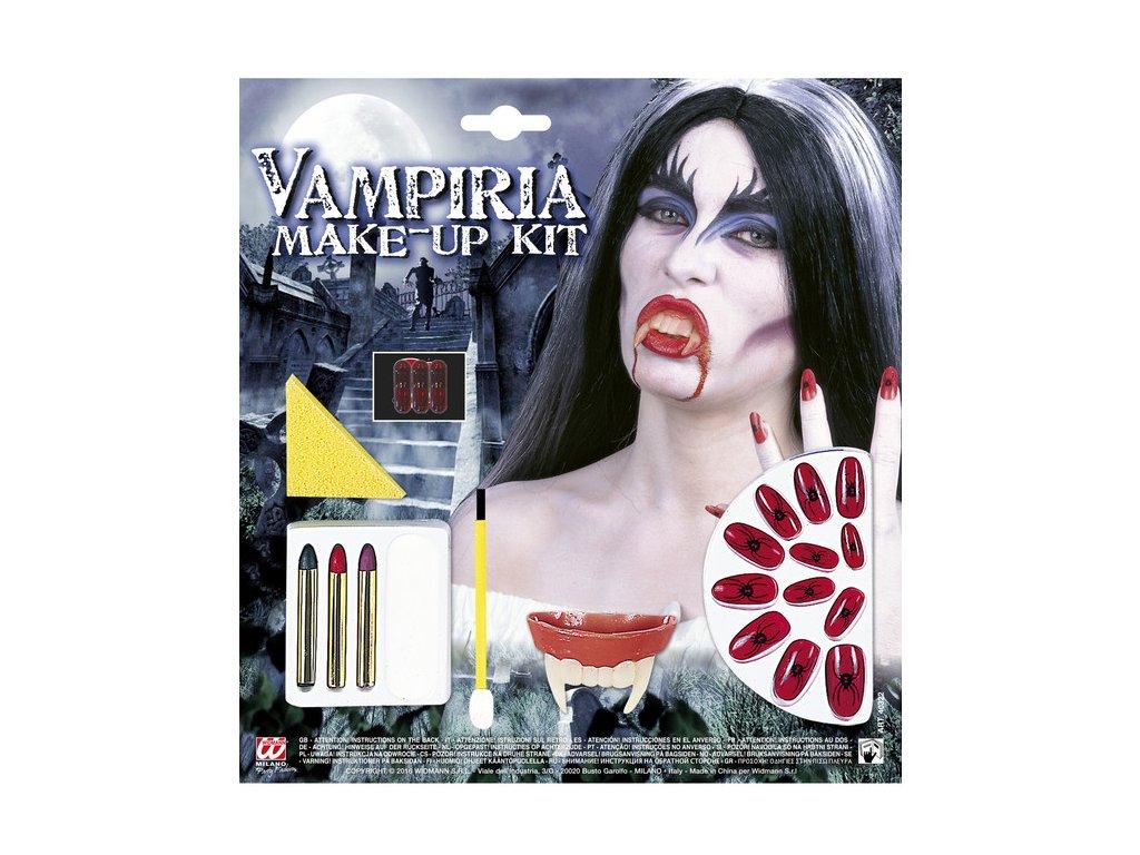 Make-up souprava Vampýrka