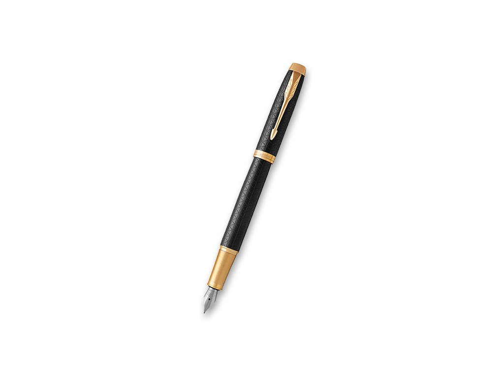 PARKER Royal IM Premium Black GT -F-