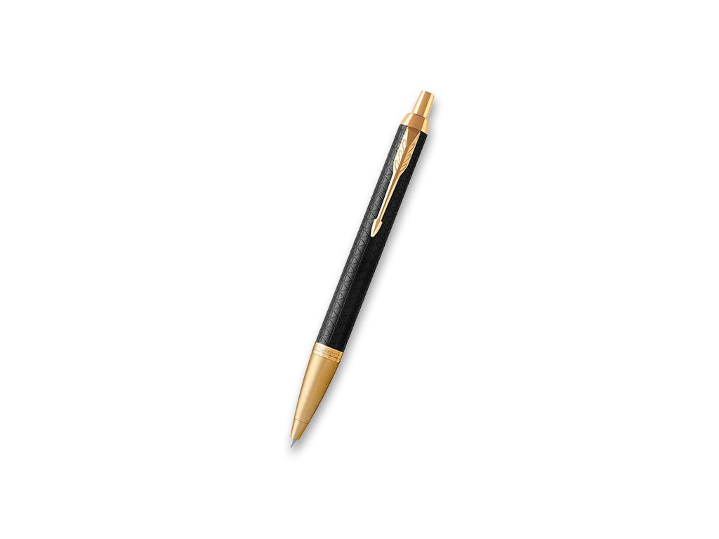 PARKER Royal IM Premium Black GT -M- blue