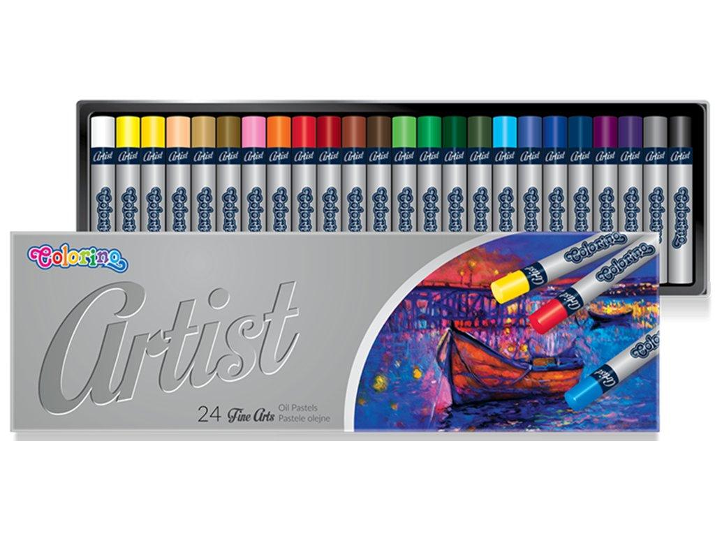 5907690865719 olejové pastely colorino24ks