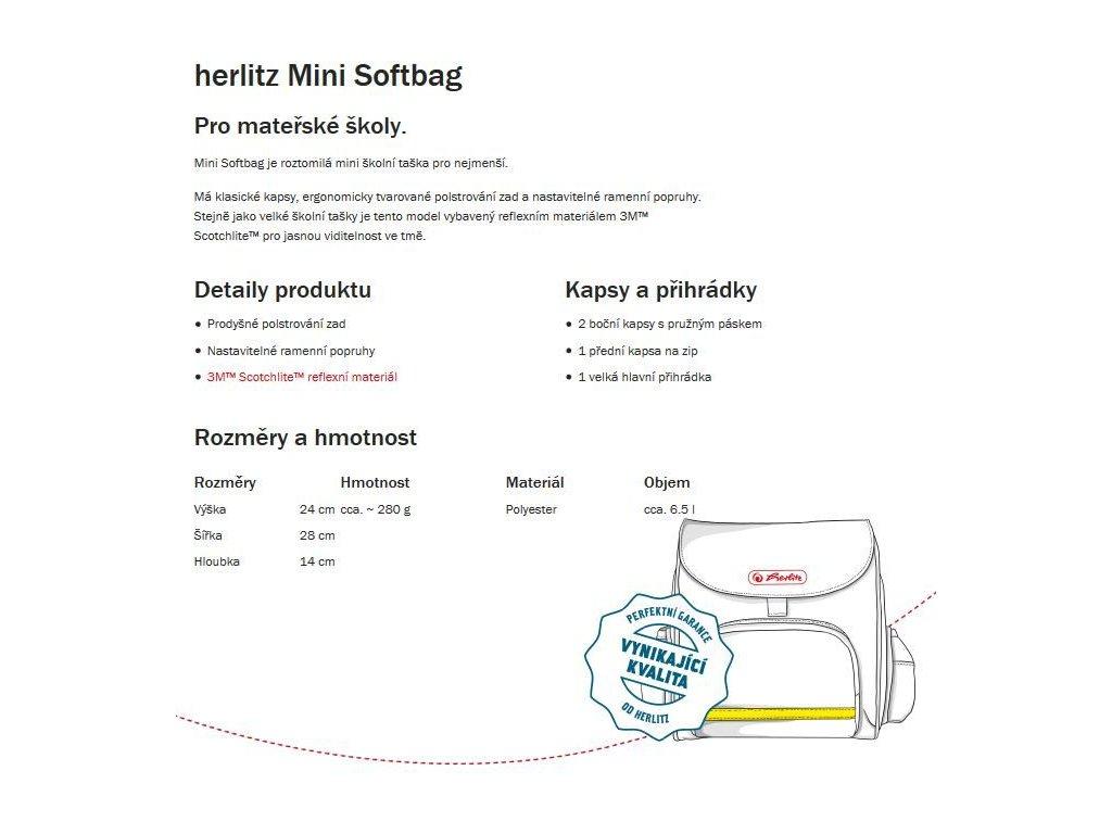 4008117000469 školní batoh Motýl