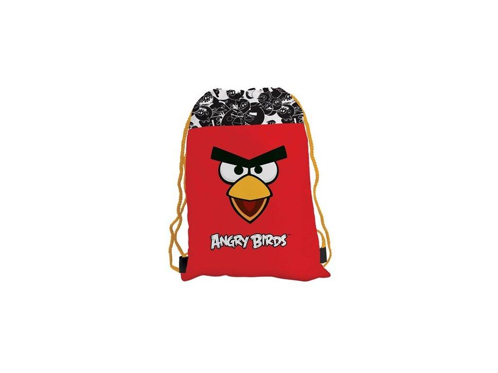 8595096731096 sacek na prezuvky angry birds cerveny