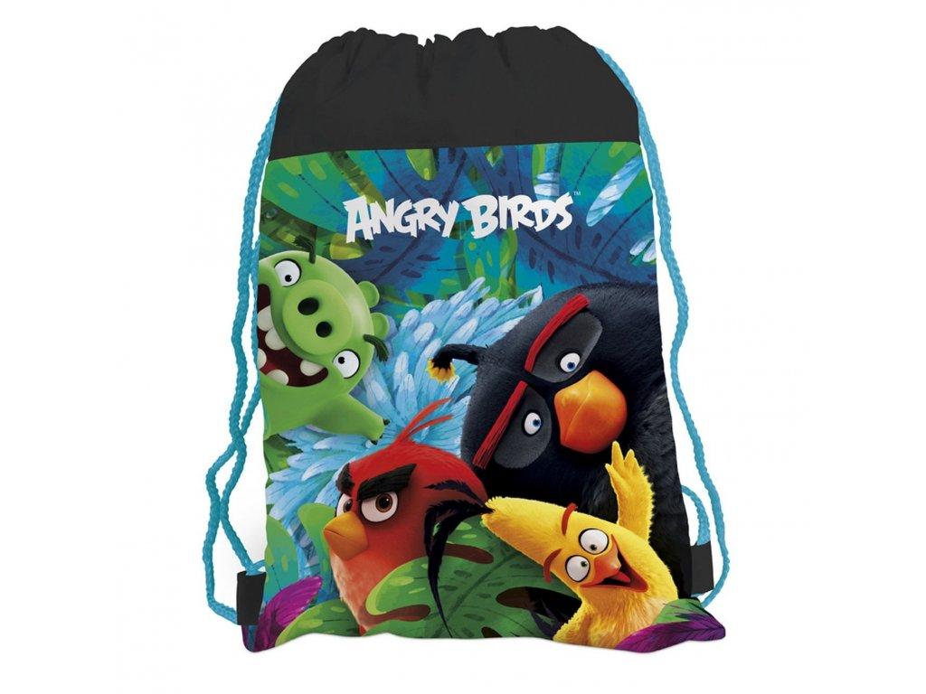 8595096738828 pytlik na prezuvky do skoly Angry birds 8882738828
