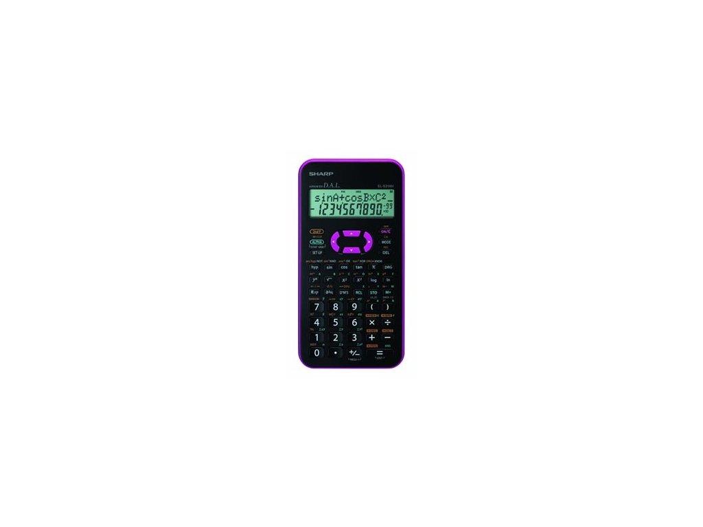 Kalkulačka SHARP EL 506X PK