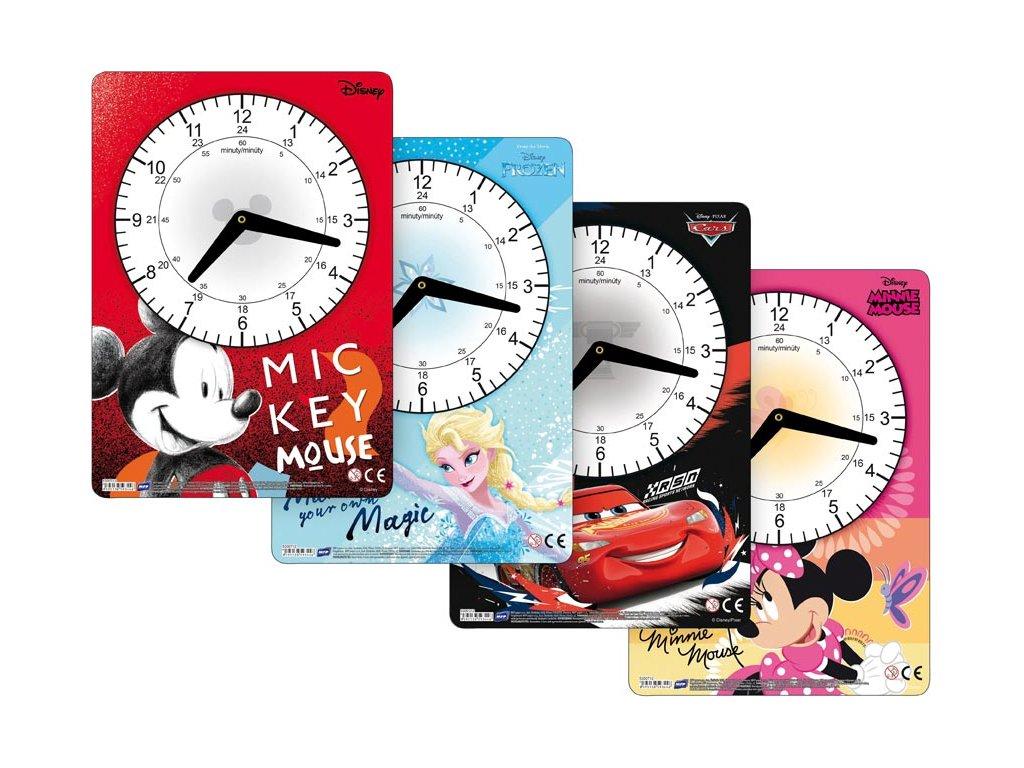 Dětské hodiny MFP Disney mix