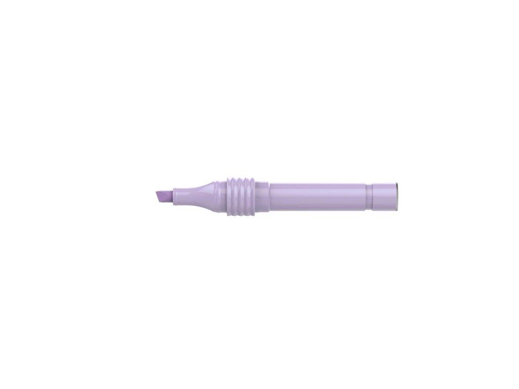 Popisovač MONAMI DIY se seříznutým hrotem Lavender Smoothie