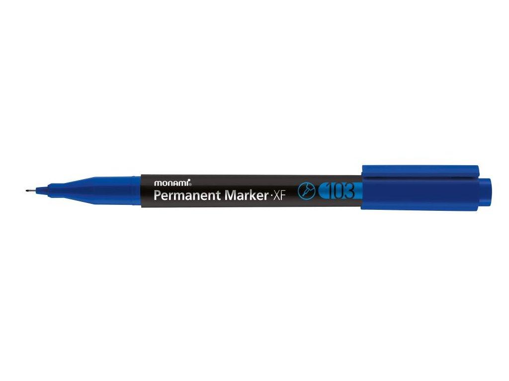 monami 103 modrý