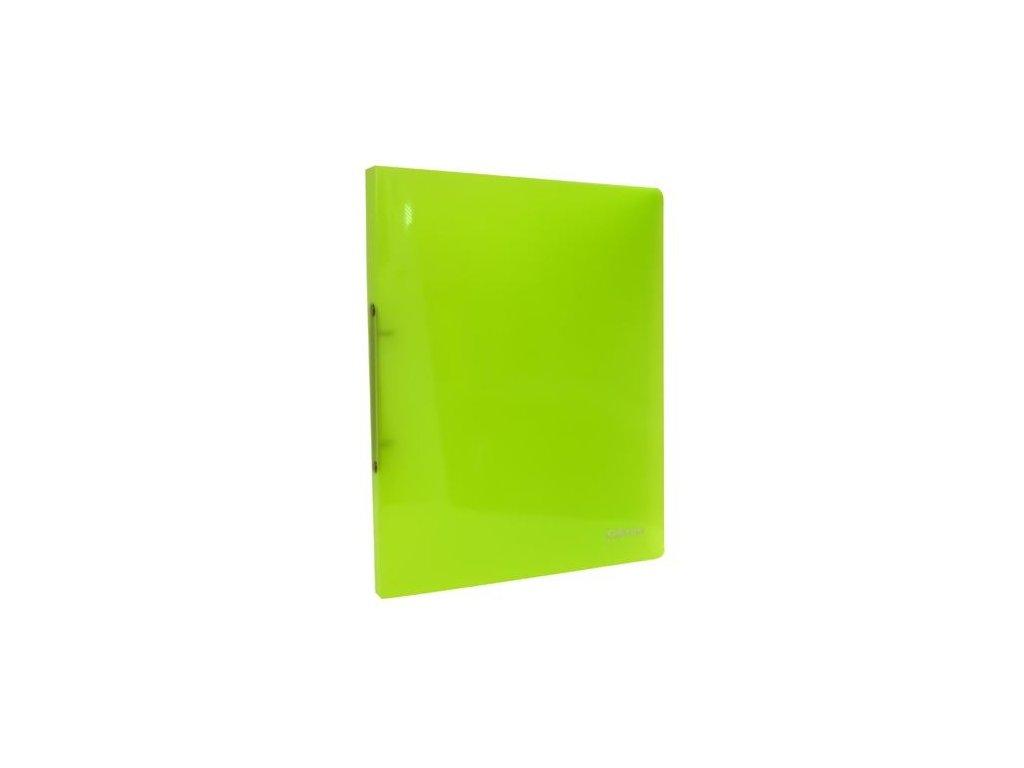 Pořadač A4 2 kr eCollection zelená