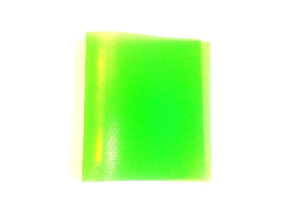 Pořadač A4  D kroužek zelený
