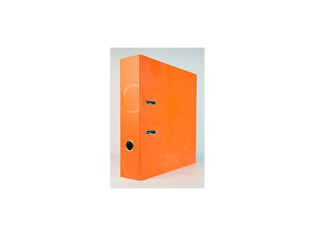 8595096773089 pořadač A4 pakovy neo colori oranž