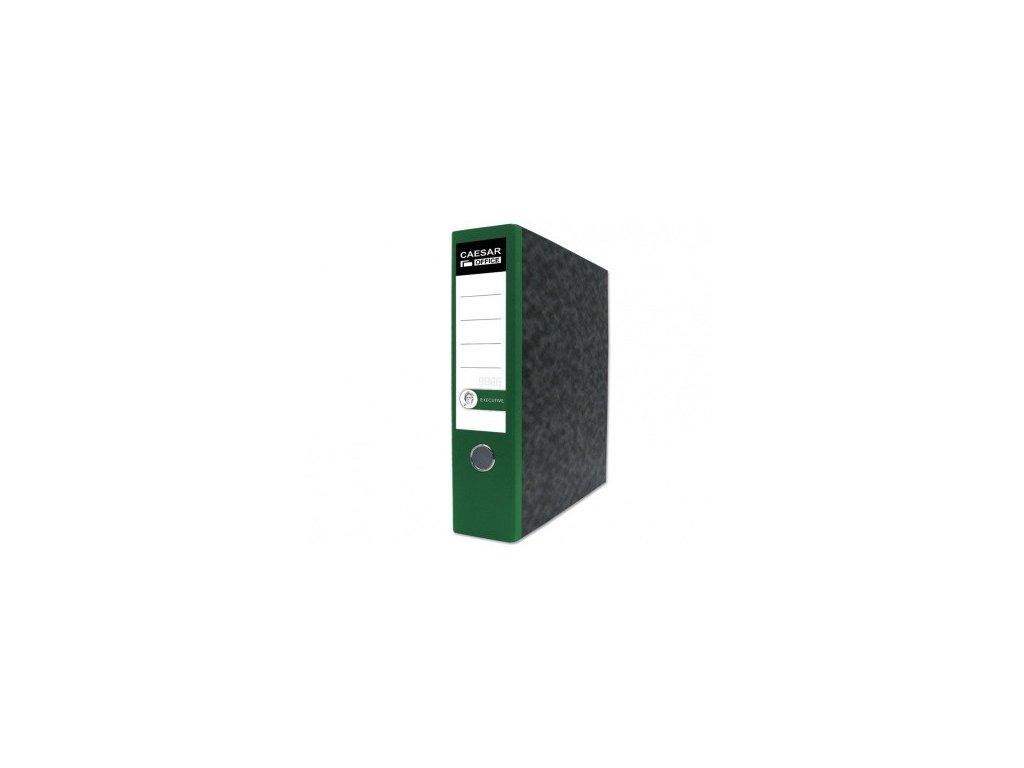 Pořadač pákový A4 Executive 8 cm zelený