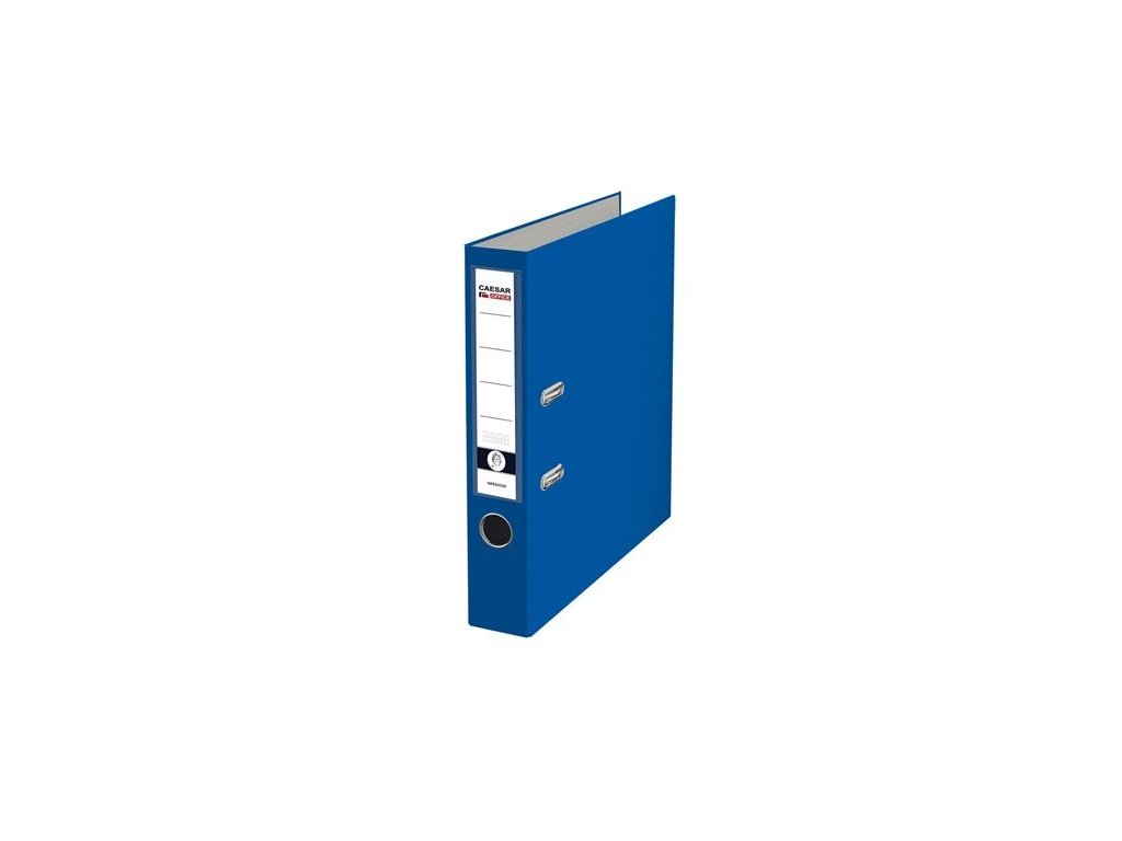 Pořadač pákový A4 Imperator 5 cm modrý