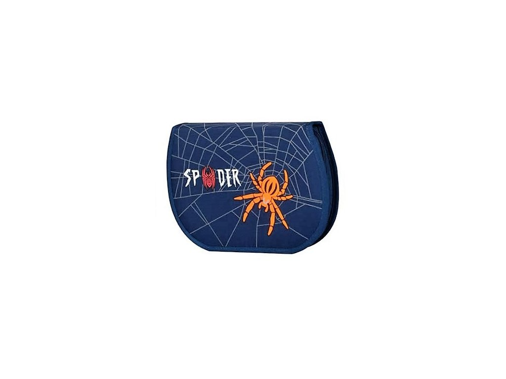 Pouzdro 1p 1ch motýl a pavouk